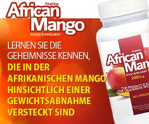 African Mango - gewicht-verlust