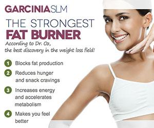 Garcinia SLM - gewicht-verlust