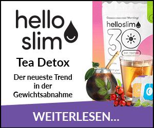 Hello Slim - teatox